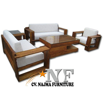 Superbe Living Room Fabric Furniture Sofa , Living Room Furniture Nature Solid Wood  Sofa Set Furniture Designs