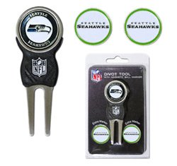 Team Golf NFL Seattle Seahawks - Divot Tool Pack