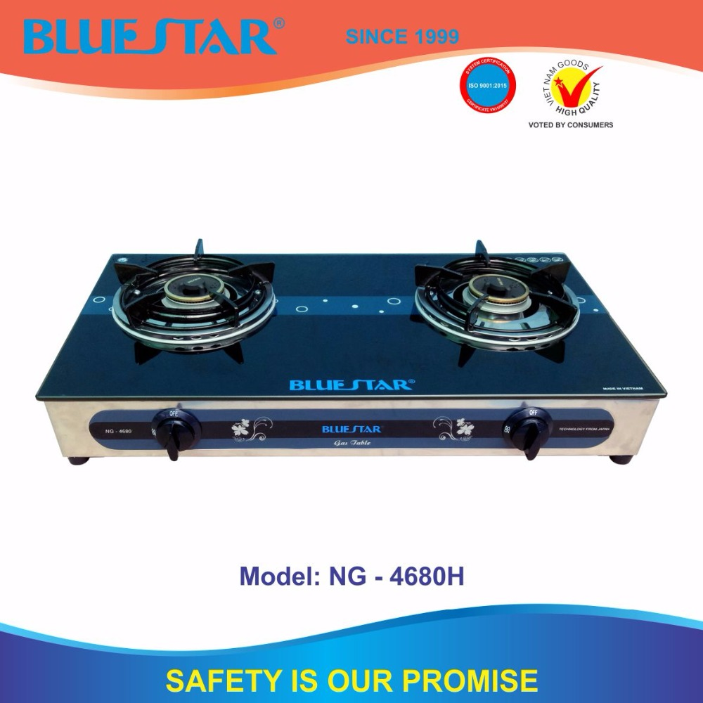 Gas Stove 2 Burner Glass Top 78-78mm - Buy 2 Burner Gas Stove,Glass Top Gas  Cooker Vietnam,Home Appliances Gas Cooktop Viet Nam Product on Alibaba com