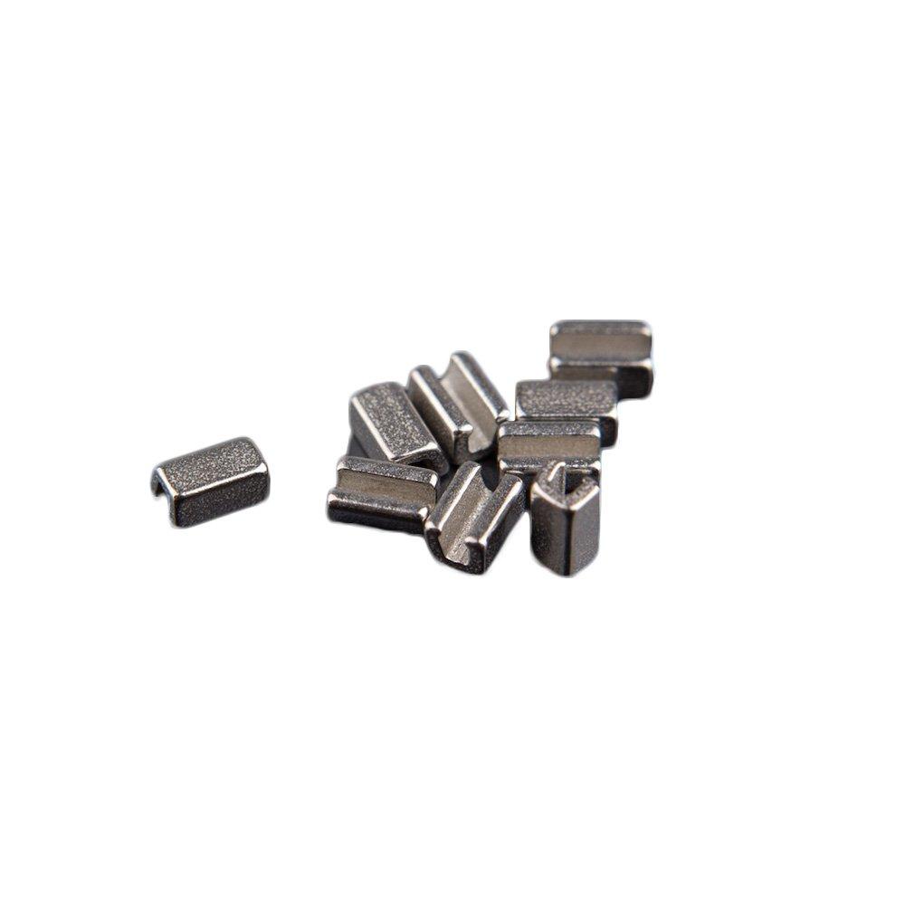 Trivalent Chromate 08U-608-1 Each Eaton Weatherhead Hydraulic Hose Fitting PK10 Zinc Crimpable