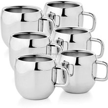 Top Grade Durable Stainless Steel World Cup Mug Drinking Cup