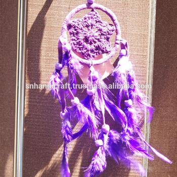 Small Purple Crochet Dream Catcher Buy Indian Dream CatcherDream Interesting Small Dream Catchers For Sale