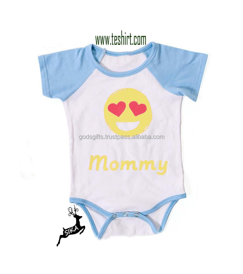 tirupur indian supplier Wholesale high quality baby clothes short/long  raglan sleeves baby romper 2019 Christmas sale, View tirupur indian  supplier