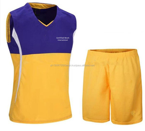 Basket Ball Uniform in all sizes & colors with custom company logo
