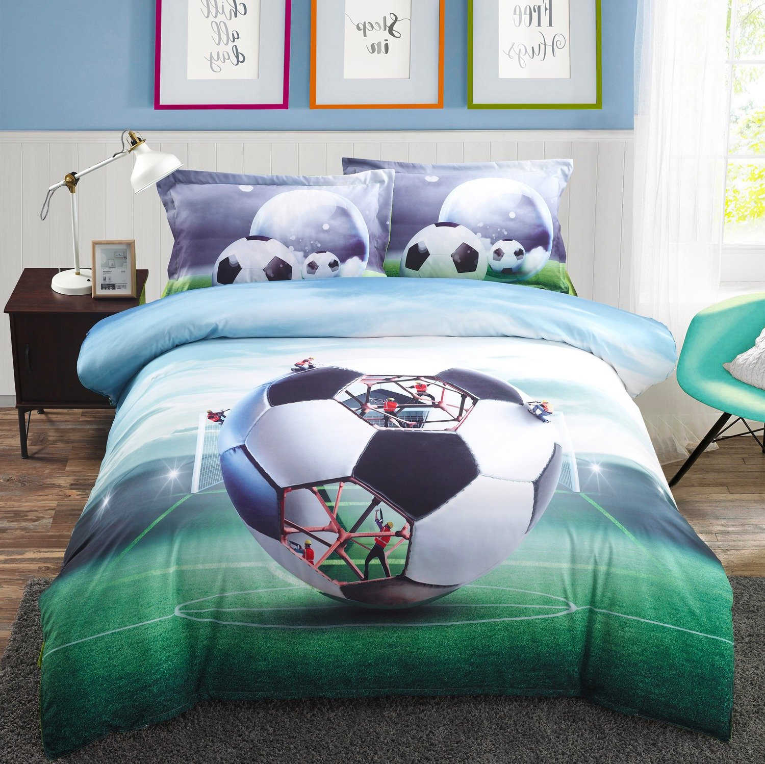 c01d61fe Cheap Football Double Bedding Sets, find Football Double Bedding ...