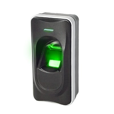 Slave Fingerprint and Proximity Reader F12 (RS458) Indoor/Outdoor. for Biometric Readers for F19 & XT5.