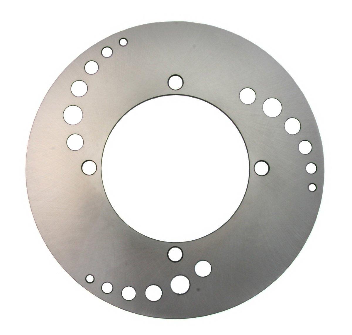 X Baja Rear Disc Brake Rotor /& Semi-Metallic Brake Pads 2000-2007 Can-Am DS650