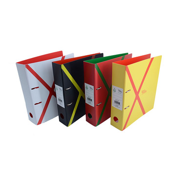 Well Selling Custom A4 Cardboard File Folder,Eco-Friendly Office Hardcover Custom Lever Arch File