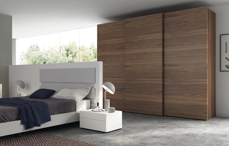 Simple Design Mdf Bedroom 3 Door Sliding Wardrobe Design View Wardrobe Alland Product Details From Alland Building Materials Shenzhen Co Ltd On Alibaba Com