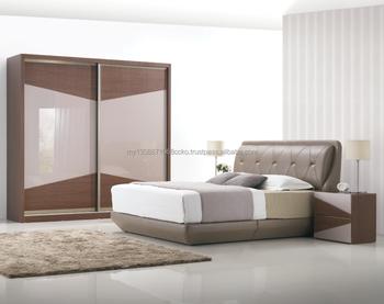 Cleo High End Modern Home Furniture Bedroom Set