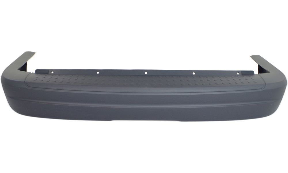 New Evan-Fischer EVA17872022324 CAPA Certified Rear BUMPER COVER Textured Direct Fit OE REPLACEMENT for 2004-2006 Dodge Durango *Replaces Partslink CH1100327C