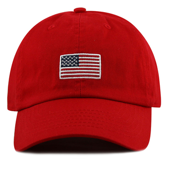 47106a36c6d 100% Cotton Stone Washed Custom Usa Embroidery Baseball Cap ...
