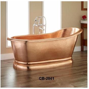 Kupfer Badewanne Badewanne Für Dubai Badewanne Buy Kupfer