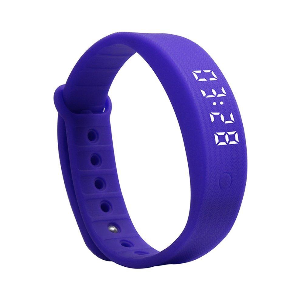 W-tech m3 band bluetooth 4. 0 sweatproof smart & sleek fitness.