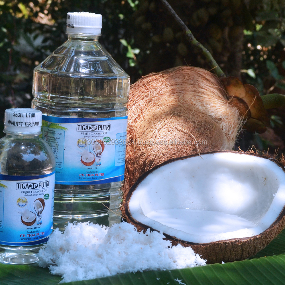 Indonesia Coconut Oil Organic Vico Bagoes 1 Liter Manufacturers And Suppliers On