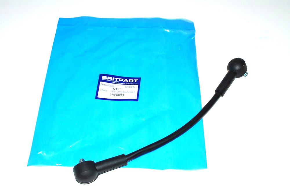 LAND ROVER RANGE ROVER 2003-2012 TAILGATE SUPPORT CABLE NEW OEM PART# LR038051