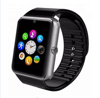 China made fitness tracker gt 08 smartwatch android 2g sports smart phone watch gt08