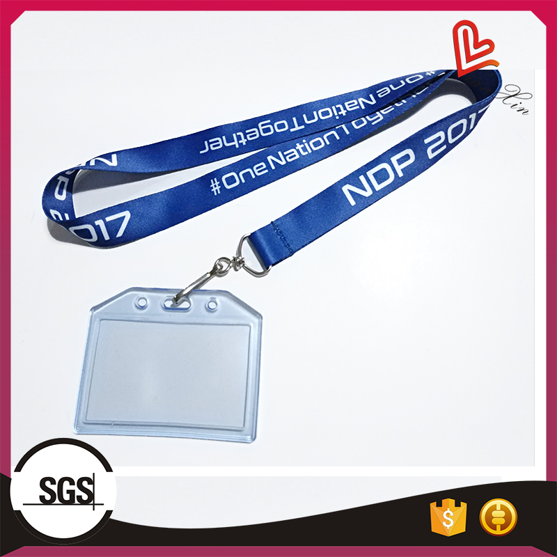 cheap personalized lanyards and badge holders for sale