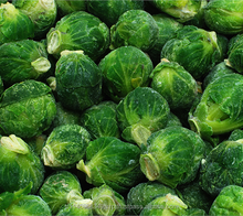 frozen brussels sprout