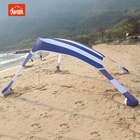 Lycra beach tent sand bag pop up sun proof shade tent