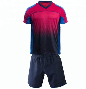 Custom Made Soccer Uniform Set