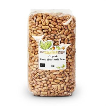 All Types of Dried Pinto Beans Round Shape Light Speckled Kidney Beans