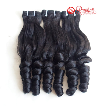 Virgin Black Peruvian hair extension free samples 8-32 inches with high quality fast shipping and good insurance policy