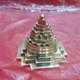 Panchdatu Meru Shree Yantra Gold plated