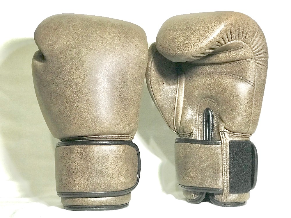 Boxing Gloves Real Leather