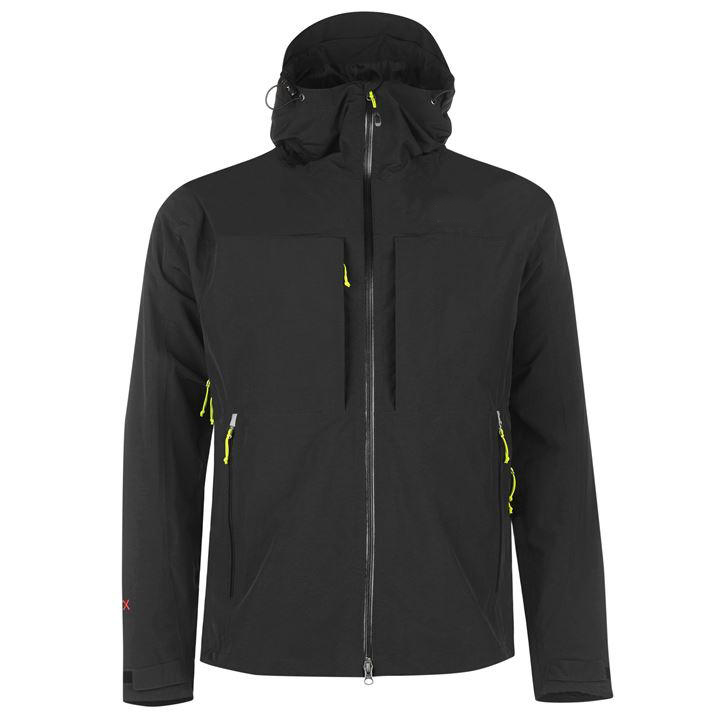 Mannen jassen klim berg waterdichte winter jas/Outdoor Water Proof Ademend Pocket Hooded Mountain Jas