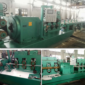 New chinese cnc lathe to process bar surface peeler machine