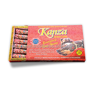 KANZA EMERGENCY CONE HENNA (RED) (TM 393381)