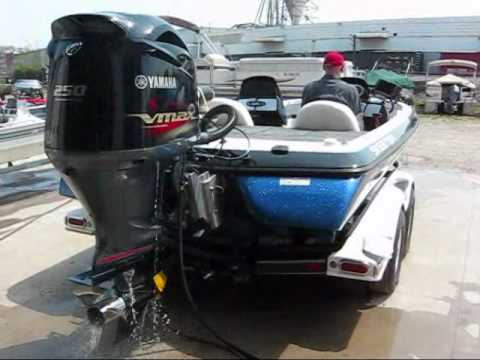 Used Yamaha 250HP Four Stroke outboard Motor Engine