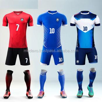 69fa2232f0f50 Uniforme de fútbol de los hombres de fútbol americano Jersey de nuevo  modelo de fútbol de