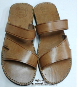 Marroquí Buy Playa Mano Hecha Hombre Verano Cuero Marrón Flop Para Cuero sandalias Zapatillas Sandalias De A sandalias Flip 8wXn0kOP