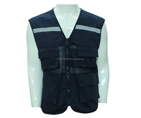 Workwear, worker uniform (Safety vest) - No1