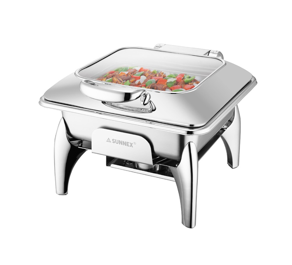 Sunnex Stainless Steel Food Warmer Catering Chafer Buy