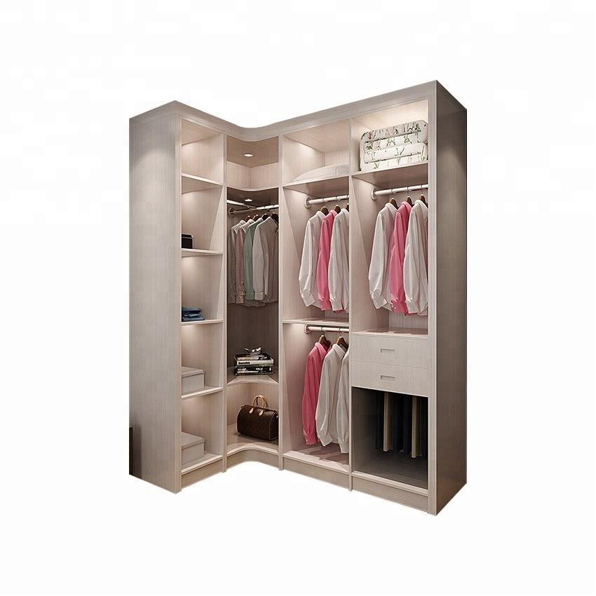 Bedroom Wall Wardrobe Design Walk In Closet Furniture Drawer Cabinet Wooden  Walk In Closets Wardrobe - Buy Walk In Closets Wardrobe,Walk In Closet ...