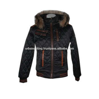 cfc3108b7 baseball winter jacket for men black base ball jacket black diamond quilted  baseball jacket