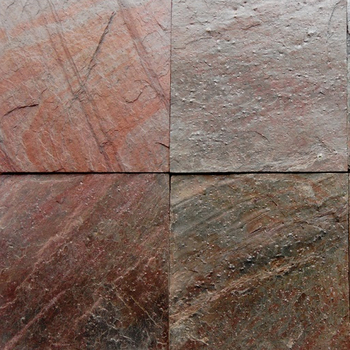 Indian Quartzite Copper Slate Tiles