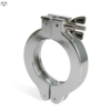 Aluminum vacuum KF double pin Wing Nut Clamp pin