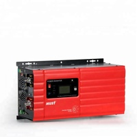 Sine wave inverter 3KW 4000w 5000w 6000w without MPPT solar charge controller without battery for home use