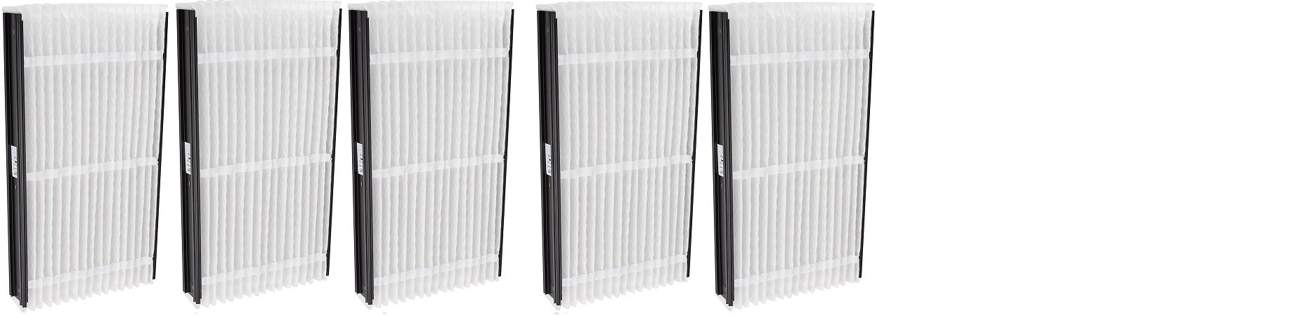 Aprilaire 413 Filter Single Pack for Air Purifier Models 1410, 1610, 2410, 3410, 4400, Space-Gard 2400 (5 PACK)