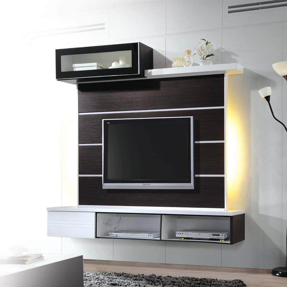 Modern Design Modular Compartment Tv Mounting Cabinet