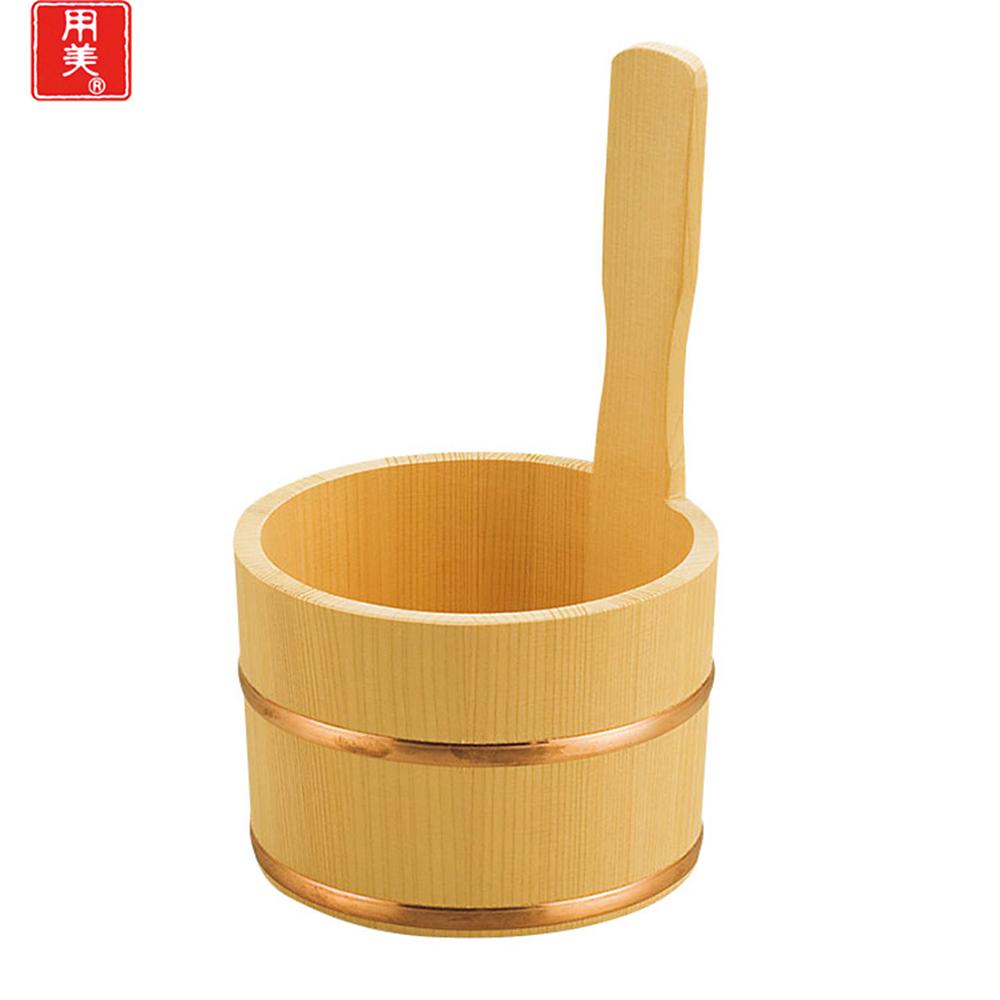Wood Buckets