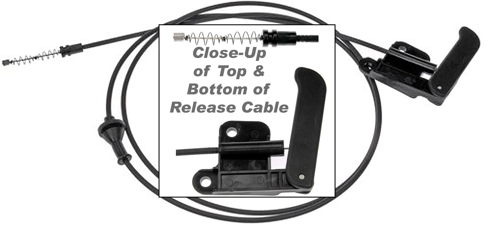 Cheap 4x4 Chevy S10 Find Deals On Line At Alibabacom Electric Wiring For Blazer Get Quotations Apdty 023185 Hood Release Cable With Handle 2002 2004 Pickup