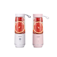 Rechargeable Commercial Smoothie Blender Fruit Juicer Cup