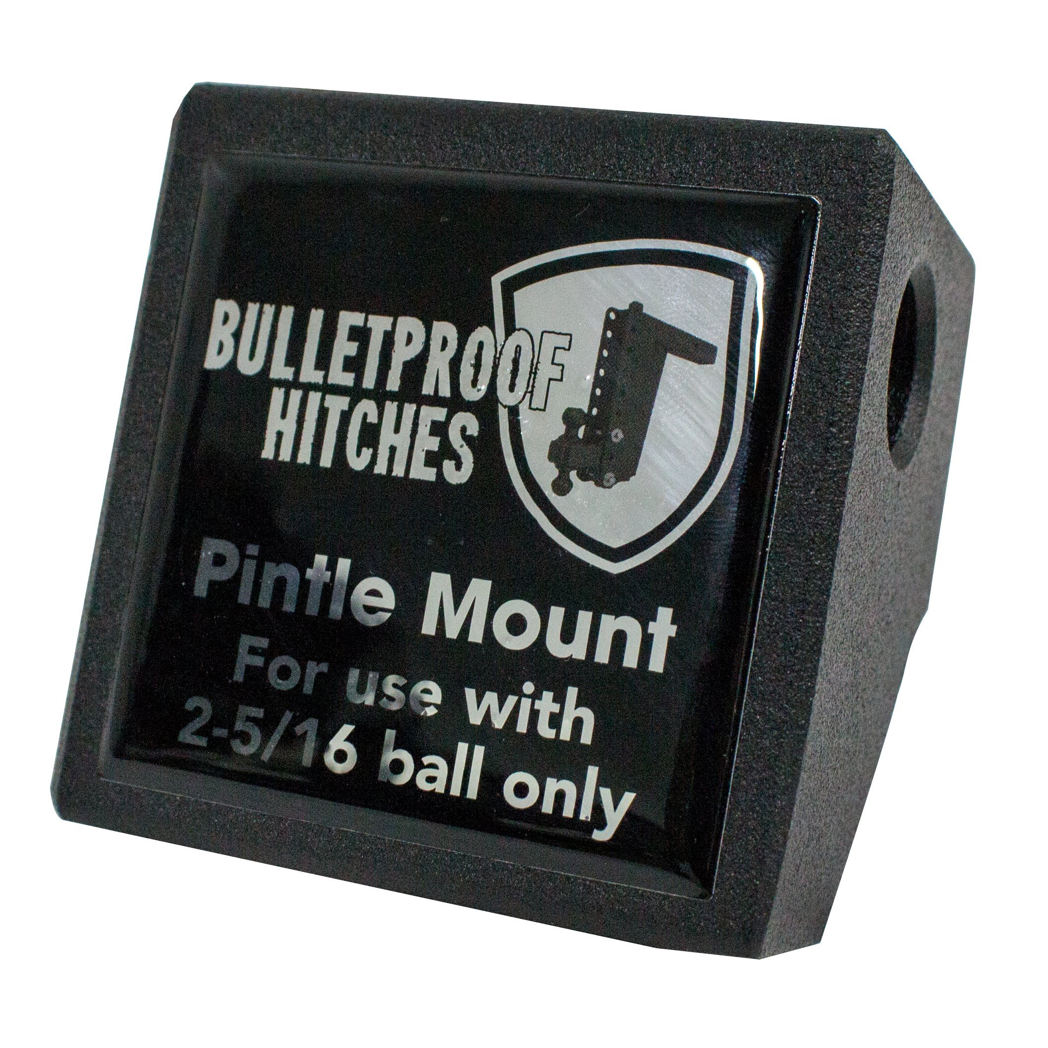 MaxxHaul  70247 2 Receiver Mount Pintle Hook Adaptor with 14 Holes