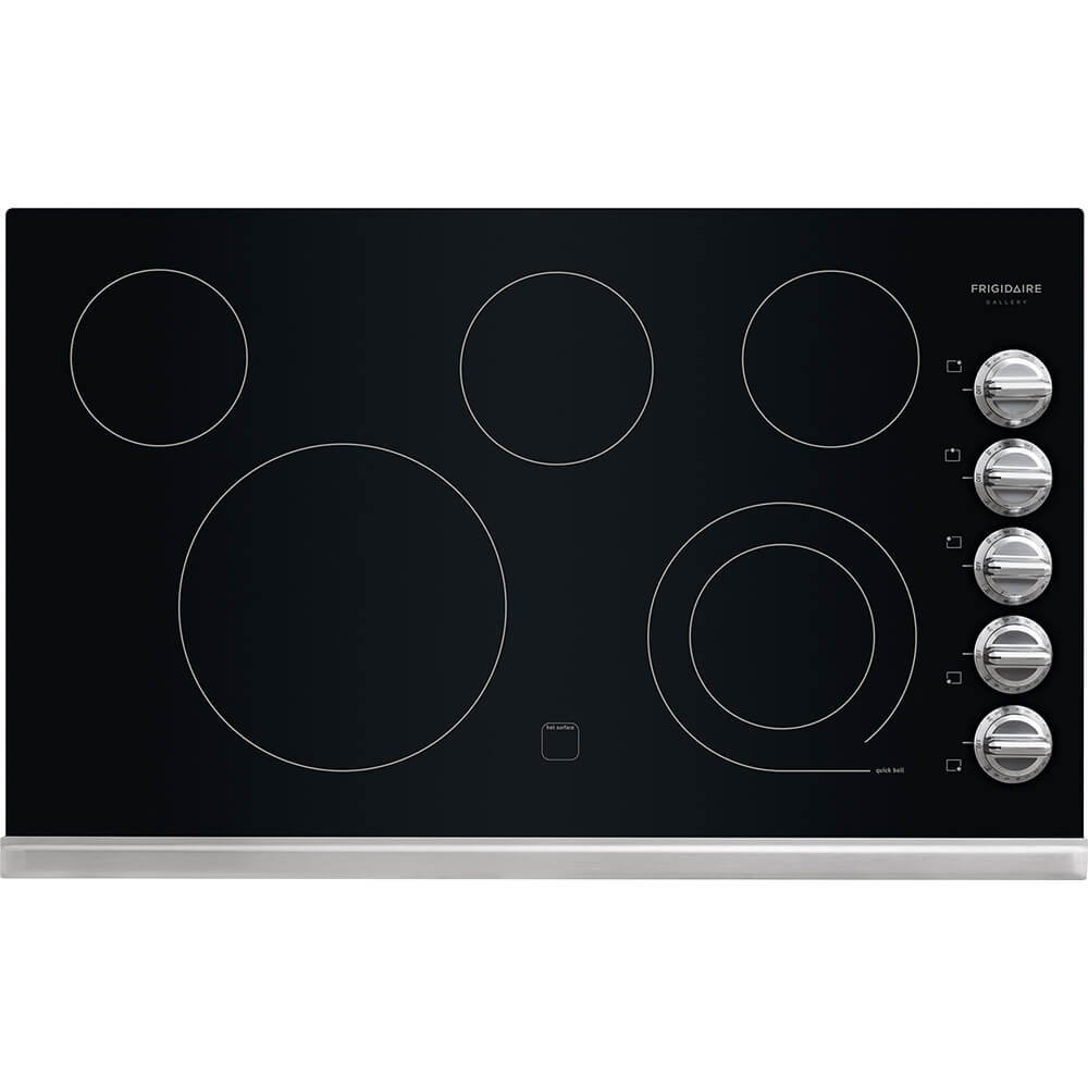 Get Quotations Dmafrigfgec3645ps Frigidaire Gallery 36 Electric Cooktop