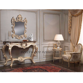 Luxury Carved Wooden Mirrored Dresser Indonesian Furniture Buy